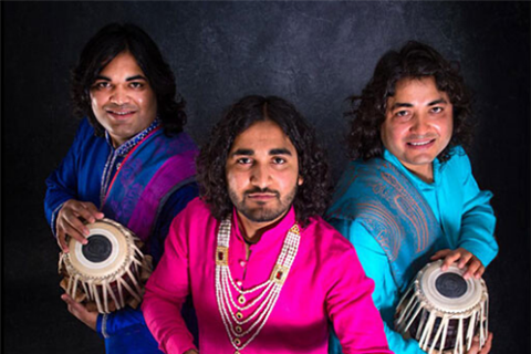 Amrat Hussain Brothers Trio / Rajasthan