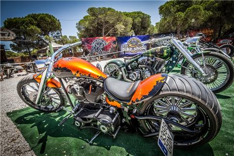 37th International Motorbike Meet