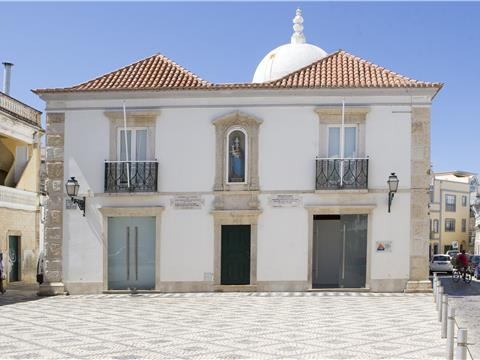 "Casa do Compromisso Marítimo and Museu da Cidade de Olhão (House of the ""Compromisso Marítimo"" / Museum of the City of Olhão"