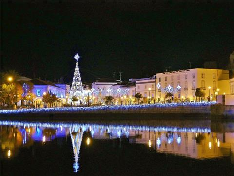 Christmas in the Algarve