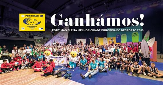 'Portimão - 2019 European Sports City' Photography Exhibition